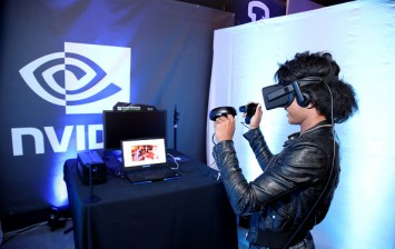 Alienware Hosts Virtual Reality And Gaming VIP Party During E3