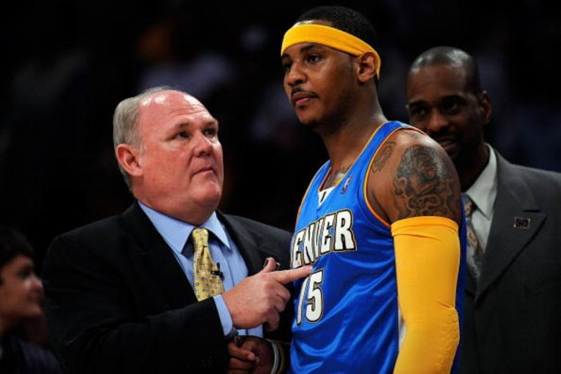 George Karl rips Carmelo Anthony in upcoming book