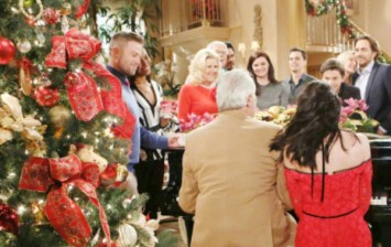 Eric will aks his family to out their differences aside for one Christmas tradition on the Dec. 23, 2016 episode of 'The Bold and the Beautiful'