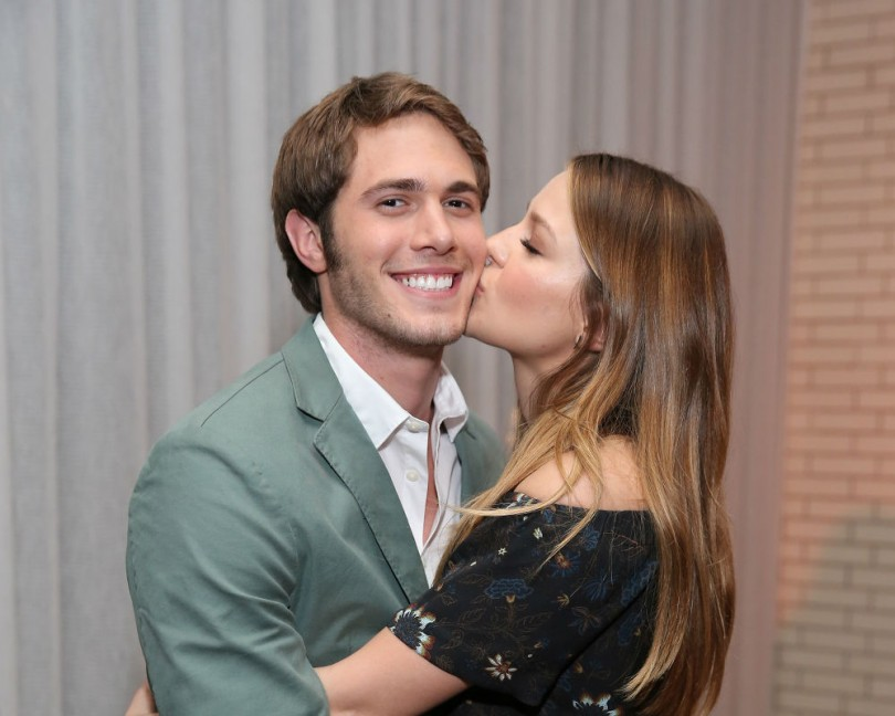 Supergirl Star Melissa Benoist Files For Divorce From Blake Jenner