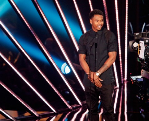 Trey Songz Had A Big Reaction When His Microphone Cut Out On Him
