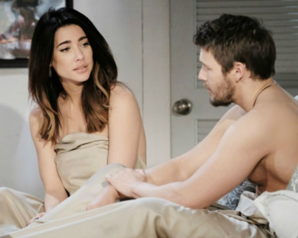 After Steffy tells him she may move back into the mansion, Liam will confront her about how it affects their future on the January 9, 2017 episode of 'The Bold and the Beautiful'