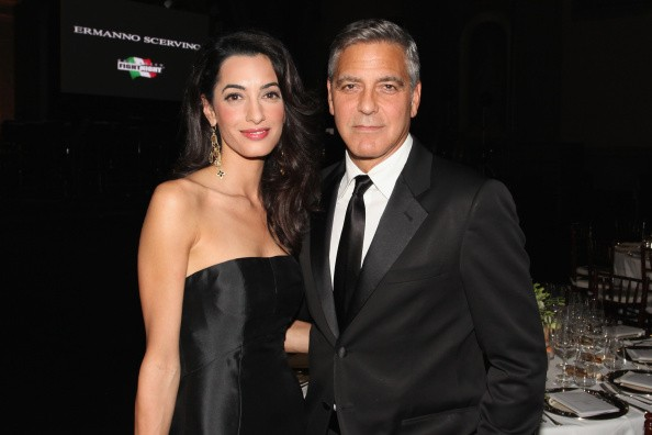Amidst divorce rumours, are George Clooney and Amal Clooney expecting twins?