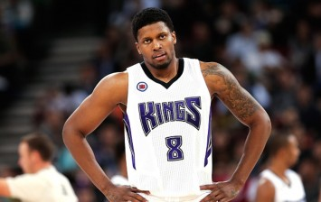 Rudy Gay got the interest of the Houston Rockets