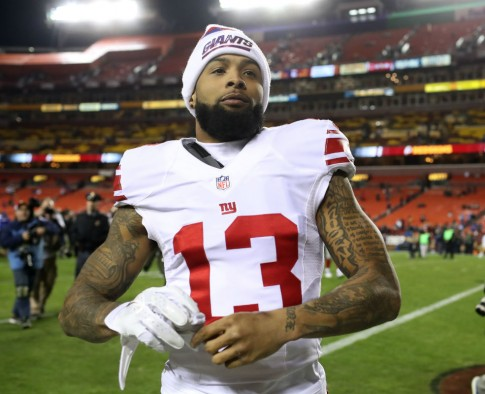 Odell Beckham Jr Gives Unsuspecting People Lyft Rides