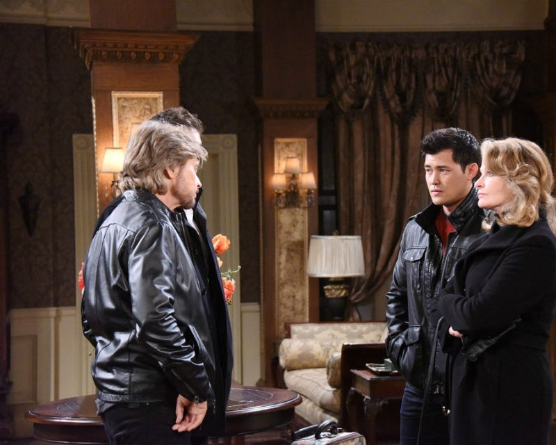 The race to find Stefano is on as Hope's safety remains threatened on the Jan. 9, 2016 episode of 'Days of Our Lives'