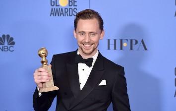 Tom Hiddleston Golden Globe Speech