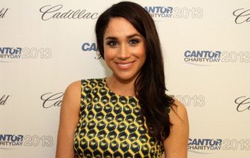 Meghan Markle Reportedly Fears Scandalous Past Affecting Prince Harry's Romance; Ex-Hubby Ready To Spill All