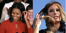 Michelle Obama vs. Melania Trump