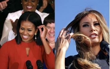 Michelle Obama vs. Melania Trump