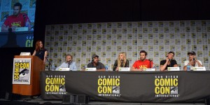 The main casts of Vikings