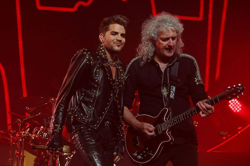 Queen Adam Lambert tour