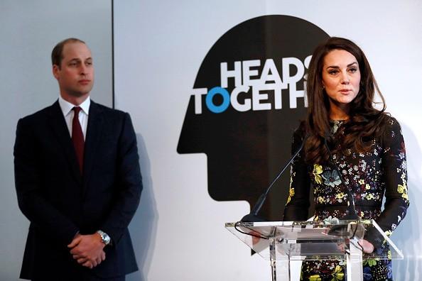 The Duke & Duchess Of Cambridge Outline Plans For Heads Together Ahead Of The 2017 Virgin Money London Marathon