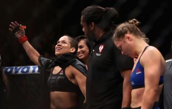 UFC 207 Amanda Nunes Vs. Ronda Rousey