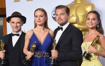 Oscars 2017 presenters