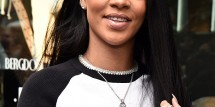 Singer Rihanna attends the Launch of FENTY PUMA By Rihanna at Bergdorf Goodman on September 6, 2016 in New York City.