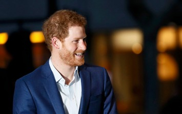 Prince Harry Visits The London Ambulance Service For Heads Together In Support Of 'Time To Talk' Day