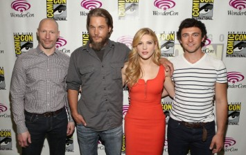 'Living The Vikings' Panel for HISTORY at WonderCon