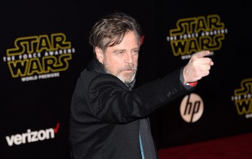 Actor Mark Hamill attends the premiere of Walt Disney Pictures and Lucasfilm's 'Star Wars: The Force Awakens' at the Dolby Theatre on December 14, 2015 in Hollywood, California.