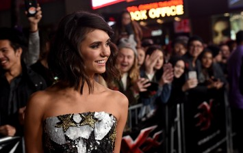 Nina Dobrev at the Premiere Of Paramount Pictures' 'xXx: Return Of Xander Cage' - Red Carpet