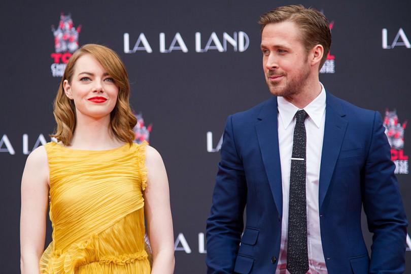 Oscars 2017: Will Emma Stone & Ryan Gosling Sing 'La La ... Emma Stone And Ryan Gosling
