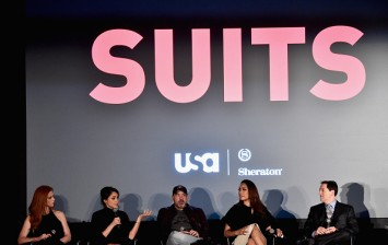 Premiere Of USA Network's 'Suits'