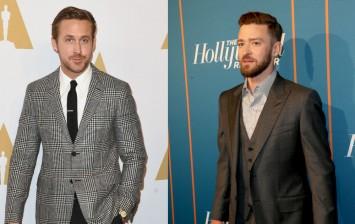 Ryan Gosling & Justin Timberlake