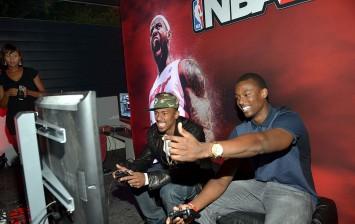 NBA 2K17 Ball brothers