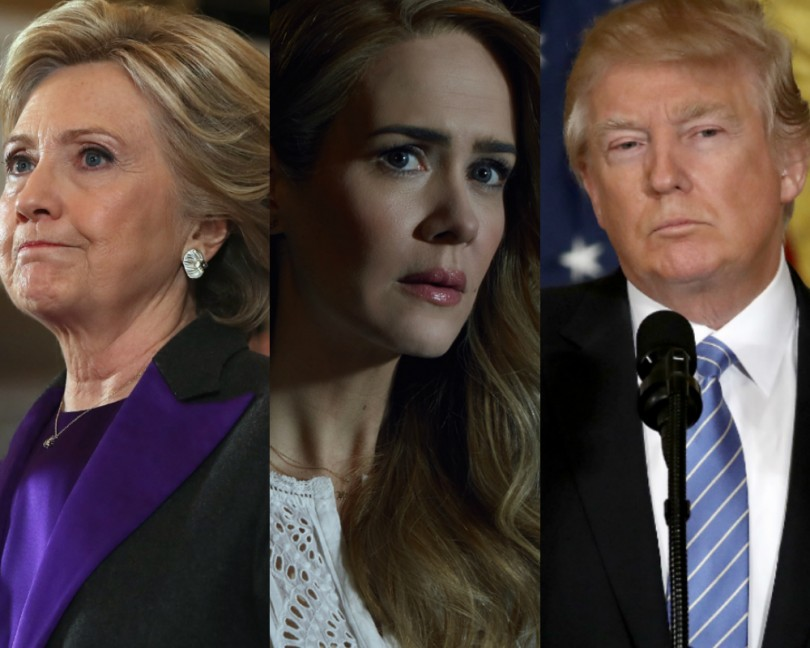 American Horror Story Season 7 Is About the 2016 Election