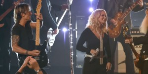 Keith Urban and Miranda Lambert ACM Awards