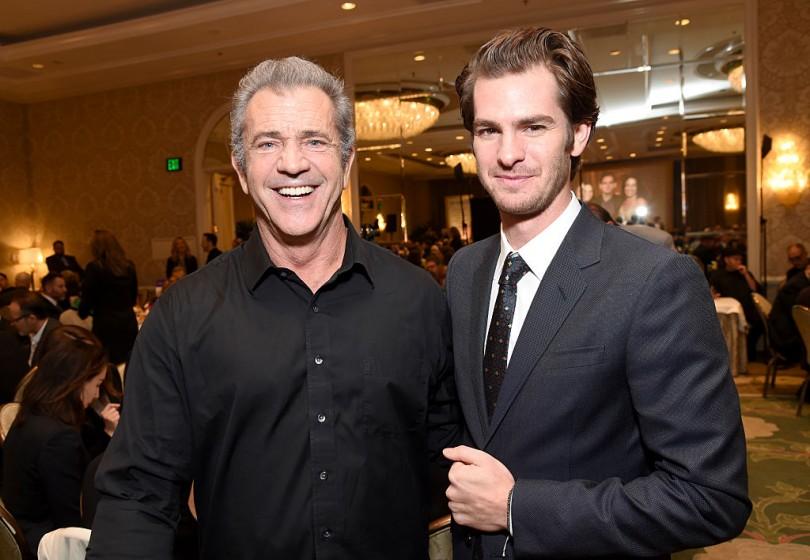 Mel Gibson Andrew Garfield