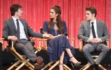 The Paley Center For Media's PaleyFest 2014 Honoring 'The Vampire Diaries' And 'The Originals'