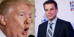 Shepard Smith vs Donald Trump