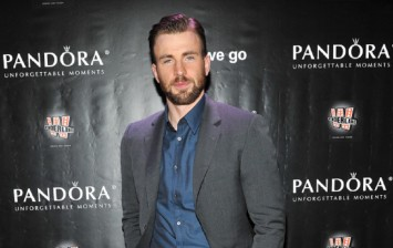 Actor/Director/Producer Chris Evans
