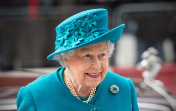 The Queen & Duke Of Edinburgh Open The National Cyber Security Centre