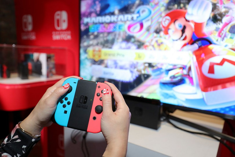 Nintendo Switch Preview Event