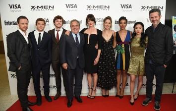 'X-Men Apocalypse' New York Screening