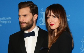 Fifty Shades Darker Venting Its Ire On Dornan's Marriage