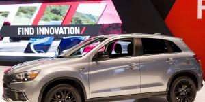 2017 Mitsubishi Outlander Sport Limited Edition