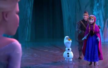 Frozen Official Elsa Trailer (2013) - Disney Animated Movie HD