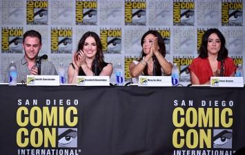 """""""Agents of S.H.I.E.L.D."""" Season 4"""