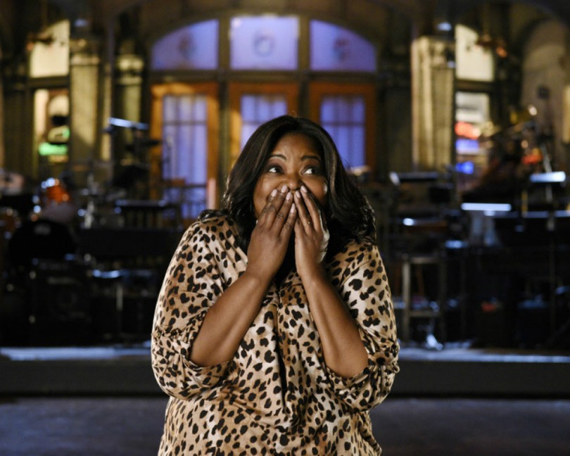 'SNL': Octavia Spencer cracks on the Oscars, 'Hidden Fences' flubs