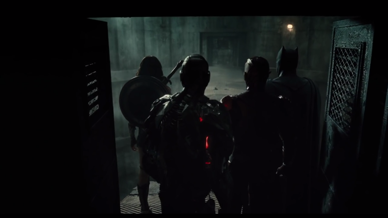 Zack Snyder showcases the Batmobile's Justice League weapons upgrades
