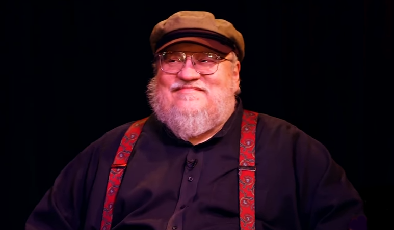 """George R.R. Martin """"The Winds of Winter"""""""