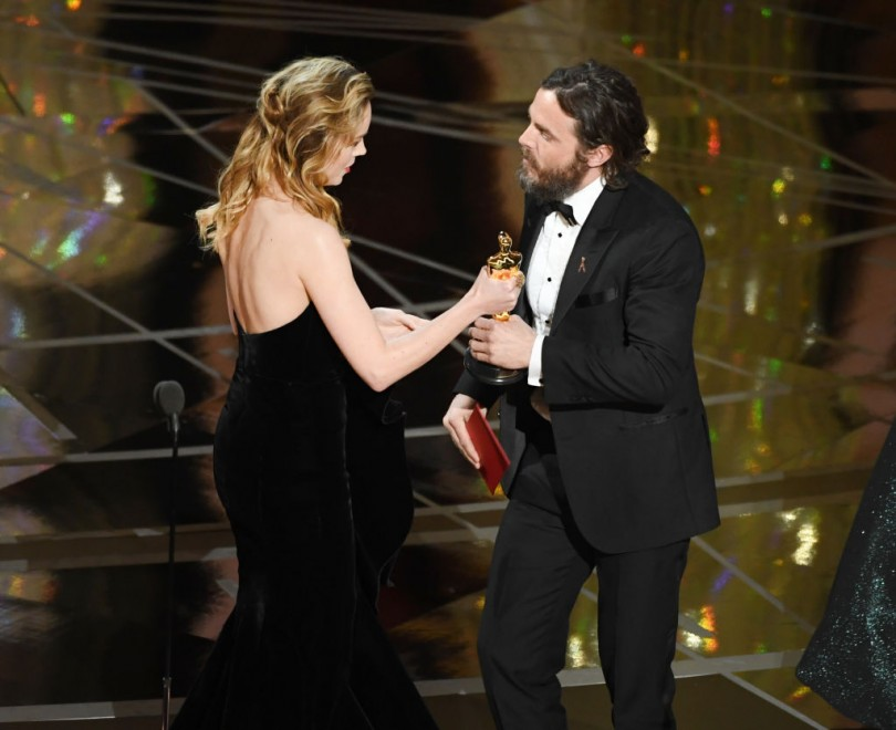 Brie Larson discusses refusing to clap for Casey Affleck at the Oscars