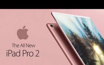Apple Ipad Pro 2 Event