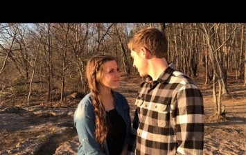 Joy- Anna Duggar and Austin Forsyth
