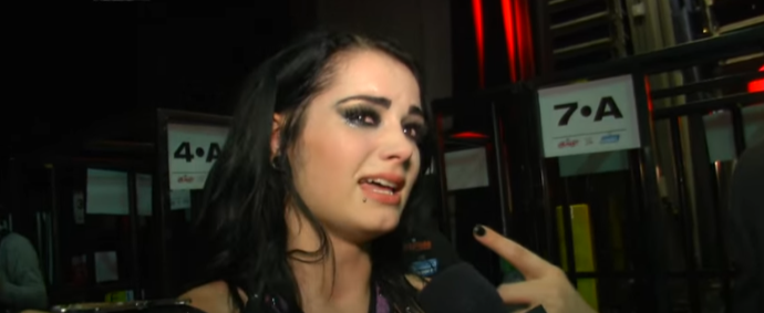 A New Paige in Divas History - Raw Fallout - April 7, 2014