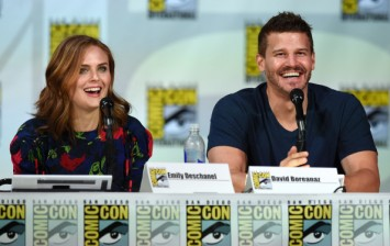 FOX's 'Bones' Panel - Comic-Con International 2014