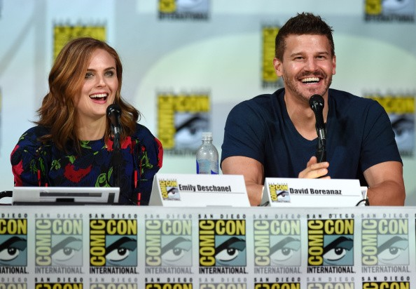 FOX's 'Bones' Panel - Comic-Con International 2014